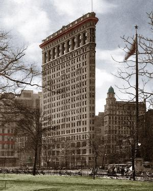 New York Flat Iron I