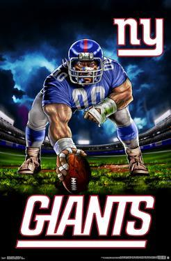 New York Giants - 3 Point Stance 19