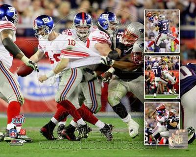 New York Giants - Eli Manning, David Tyree Photo