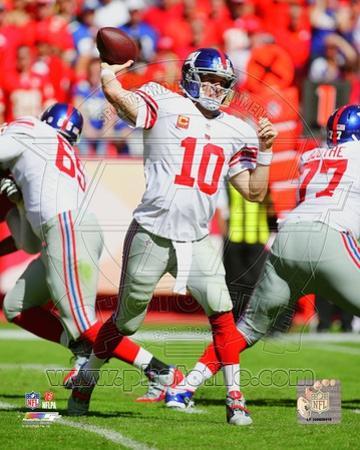 New York Giants - Eli Manning Photo