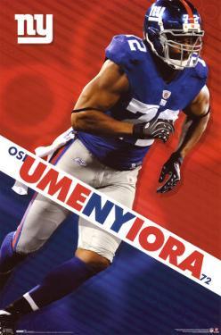 New York Giants - Osi Umenyiora