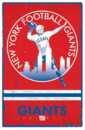 New York Giants - Retro Logo 15
