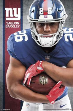 NEW YORK GIANTS - S BARKLEY 18