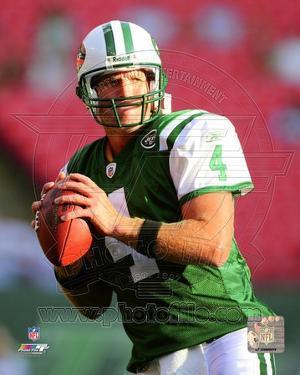 New York Jets - Brett Favre Photo