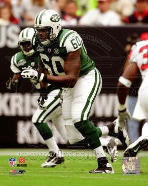 New York Jets - D'Brickashaw Ferguson Photo