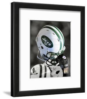 New York Jets Helmet Spotlight