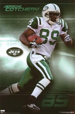New York Jets - Jerricho Cotchery
