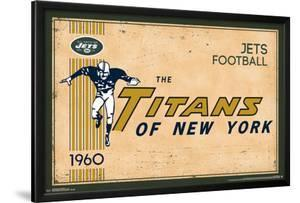 NEW YORK JETS - RETRO LOGO 14