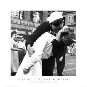 New York - Kissing The War Goodbye