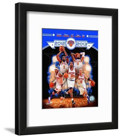 New York Knicks 2012-13 Team Composite