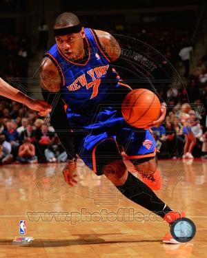 New York Knicks - Carmelo Anthony Photo