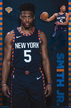 New York Knicks -D. Smith Jr. '19
