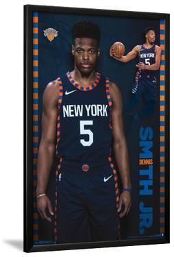 NEW YORK KNICKS -D SMITH JR 19