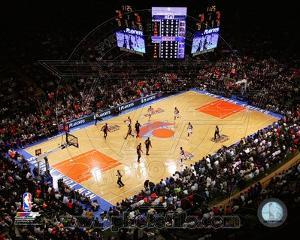 New York Knicks Madison Square Garden 2012