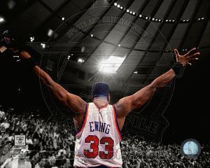 New York Knicks - Patrick Ewing Photo
