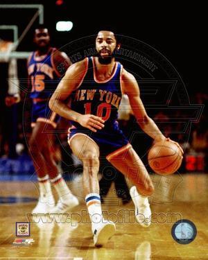 New York Knicks - Walt Frazier Photo