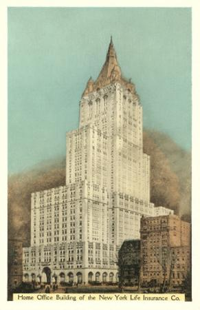 New York Life Insurance Building, New York City