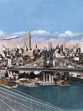 New York, Manhattan 1935
