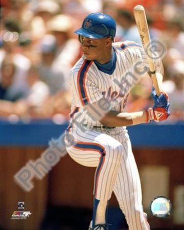 New York Mets - Darryl Strawberry Photo