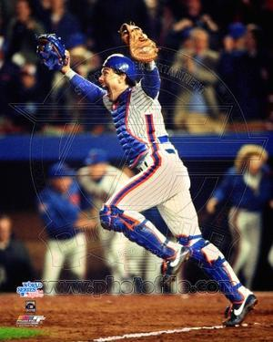 New York Mets - Gary Carter Photo