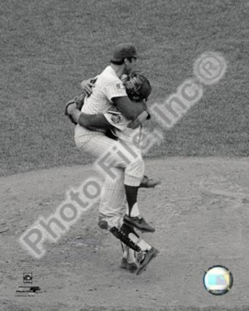 New York Mets - Jerry Koosman, Jerry Grote Photo