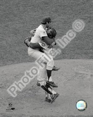 New York Mets - Jerry Koosman, Jerry Grote Photo