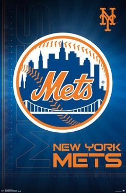 New York Mets- Logo 2016