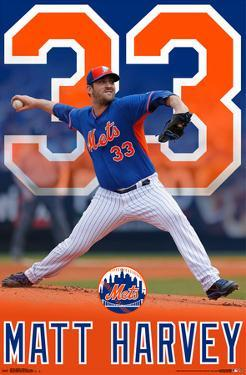 New York Mets - M Harvey 15