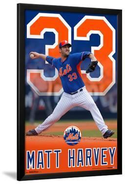 New York Mets - M Harvey 15