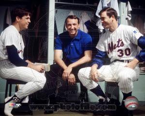 New York Mets - Nolan Ryan, Jerry Koosman, Tom Seaver Photo