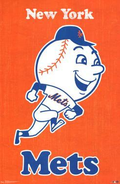 New York Mets Retro Logo