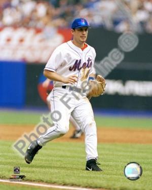 New York Mets - Robin Ventura Photo