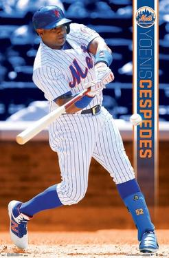 New York Mets - Y Cespedes 17