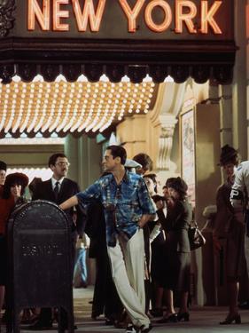 NEW-YORK NEW-YORK, 1980 directed by MARTIN SCORSESE Robert by Niro (photo)