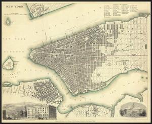 New York, New York, c.1840