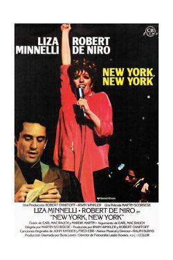 New York, New York, from Left: Robert De Niro, Liza Minnelli, 1977