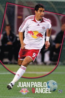 New York Red Bulls- Juan Pablo Angel