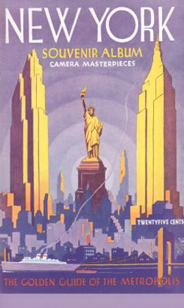 New York Souvenir Album