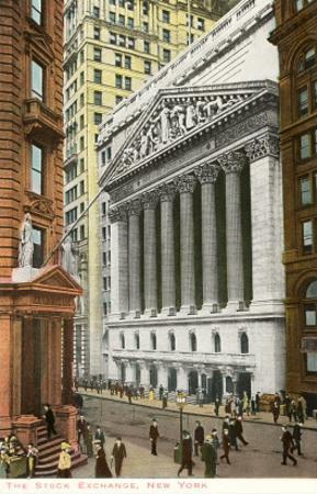 New York Stock Exchange, New York City