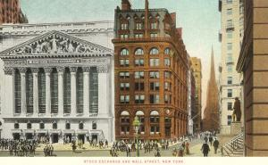 New York Stock Exchange, Wall Street, New York City