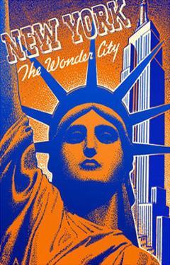 New York- The Wonder City