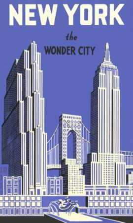 New York, the Wonder City