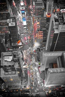New York Times Square Lights