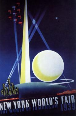 New York World's Fair, 1939