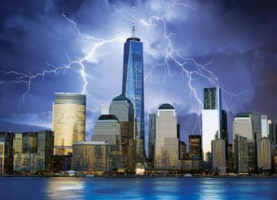 New York World Trade Center 1000 Piece Puzzle