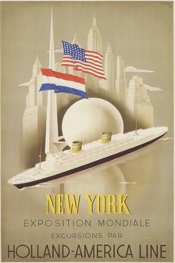 New York Worlds Fair, 1939