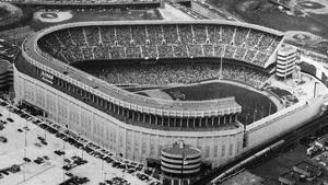 New York Yankee Stadium, New York, NY, c.1976