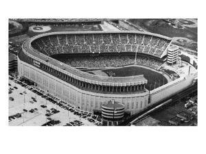 New York Yankee Stadium, New York, NY, c.1976