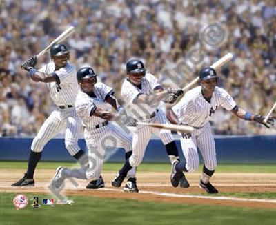 New York Yankees - Alfonso Soriano Photo
