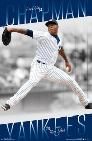 New York Yankees - Aroldis Chapman